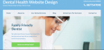Pinguis Dental Health Website Design Ireland