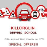 Driving School Tralee Killorglin Killarney Caherciveen Kenmare County Kerry