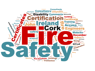 Fire Safet Cork Fire Safety Cerfification