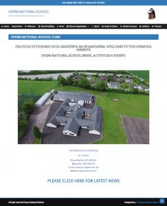 Ovens National School Cork Website