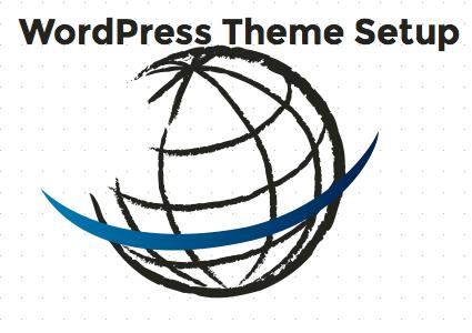 WordPress Theme Setup in Ireland